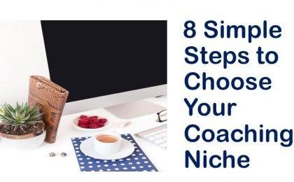 choose your coaching niche