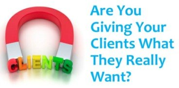 attract clients