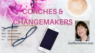 coaches and changemakers