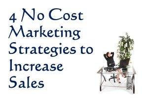 no cost marketing