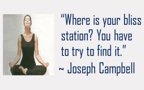 Where is Your Bliss Station